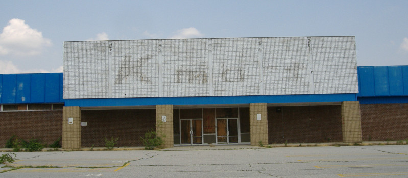 Abandoned Strip Mall for Rehab